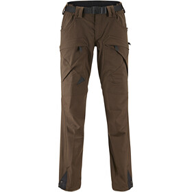 Klättermusen W's Gere 2.0 Short Pants Dark Coffee